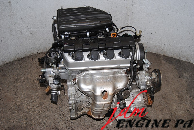 jdm honda civic ex d17a vtec engine 2001 2005 jdmofphilly. Black Bedroom Furniture Sets. Home Design Ideas