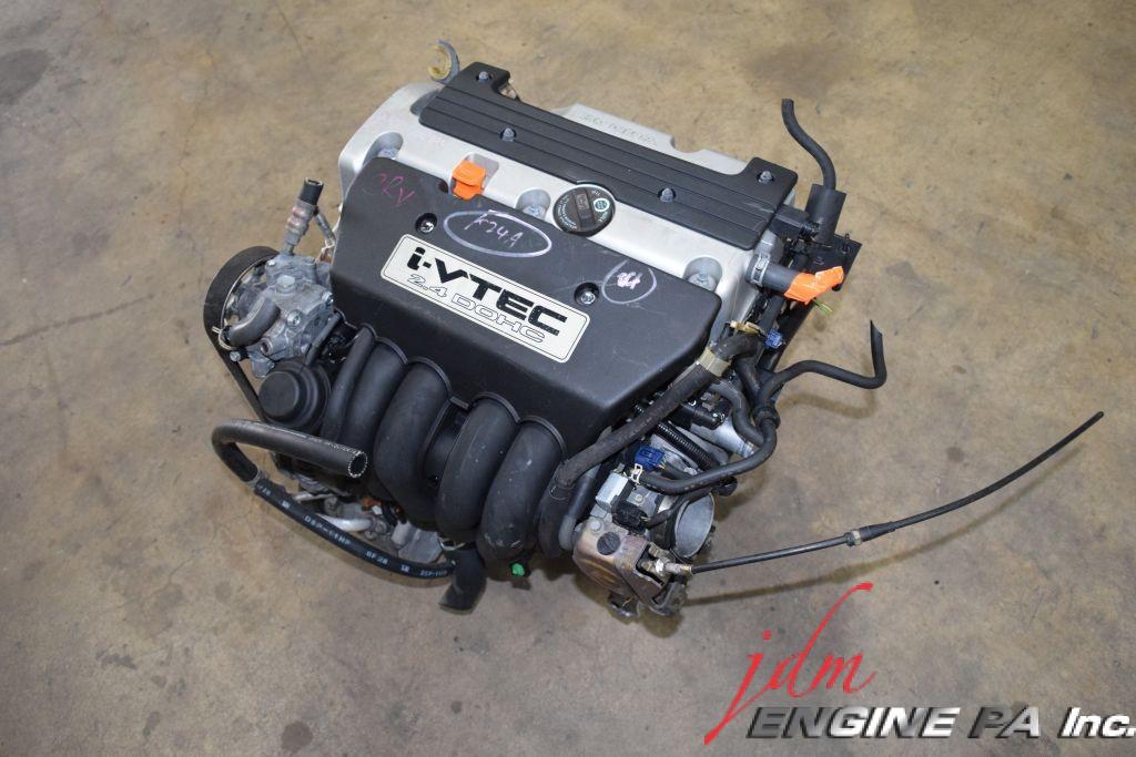 2002 2006 honda cr v 4 cylinder engine k24a 2 4l k24a1 for 2017 honda cr v engine 2 4 l 4 cylinder lx