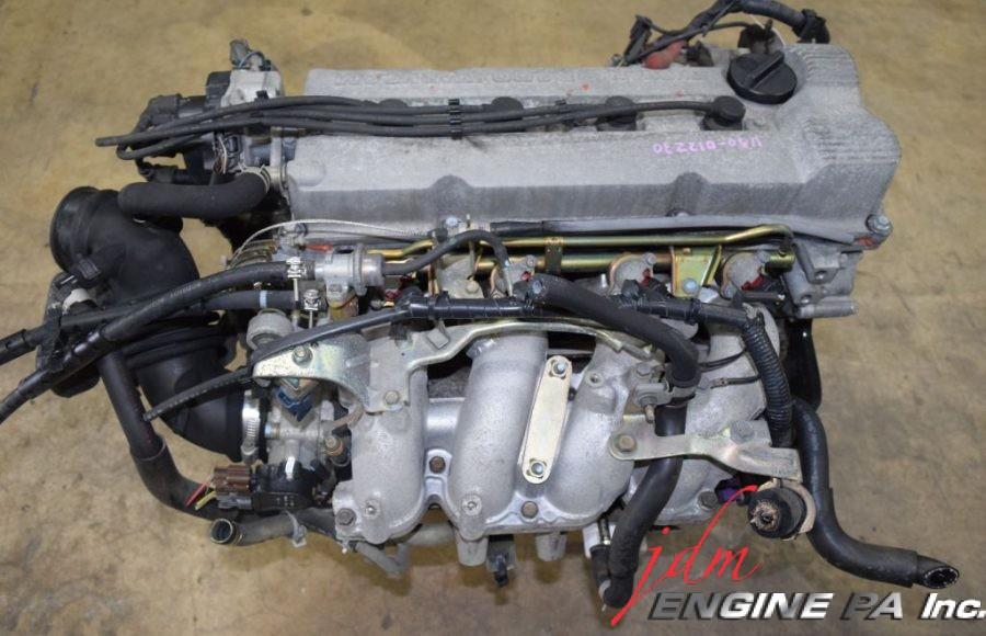 1993 2001 nissan altima 2 4l engine ka24de ka24 item for Nissan altima 2001 motor