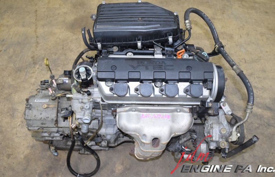 jdm d17a vtec engine honda civic 2001 2005 ex automatic. Black Bedroom Furniture Sets. Home Design Ideas