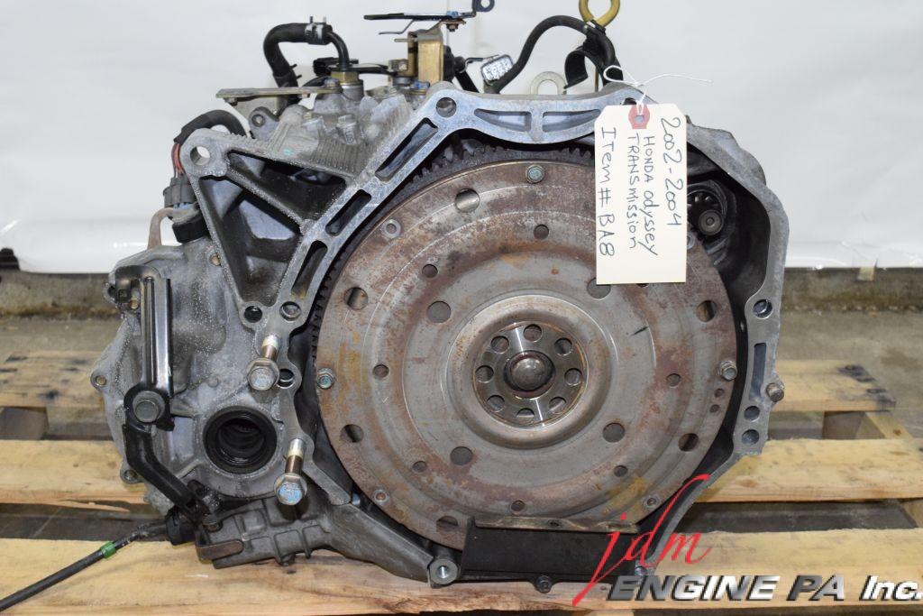 2002 2004 honda odyssey automatic transmission 5 speed for Honda accord transmission cost
