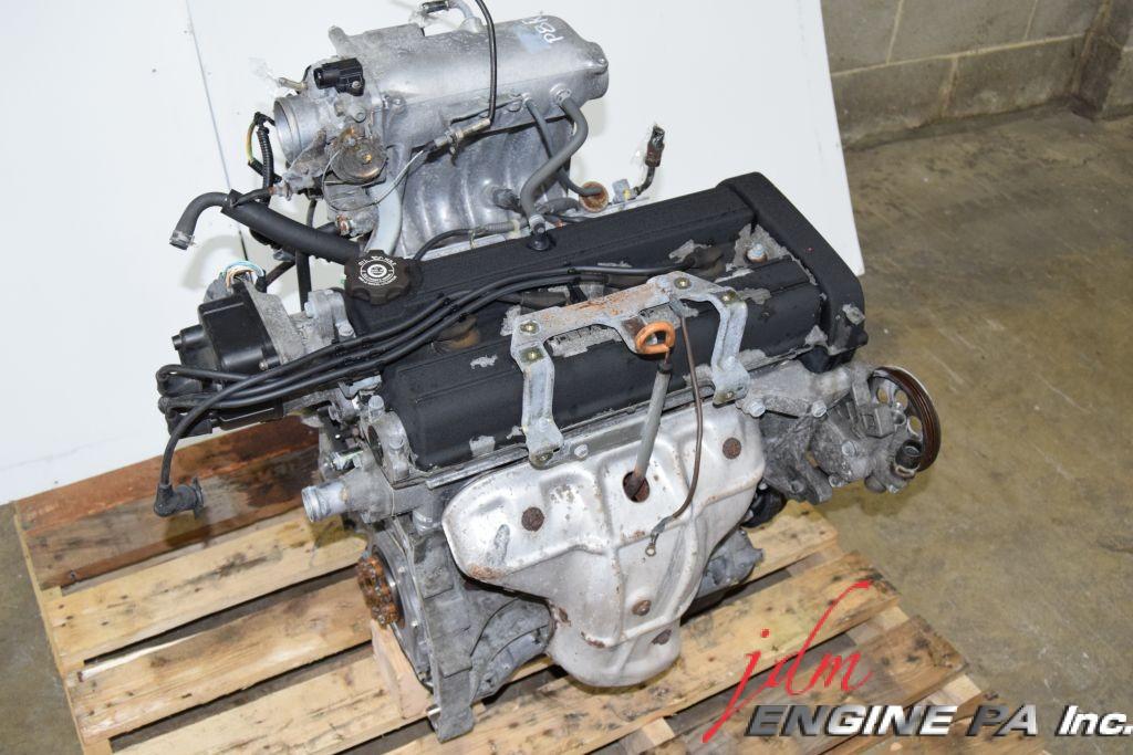 Jdm B20b Engine P8r Cylinder Head 97 98 Low Compression