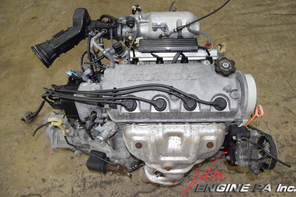 96 00 civic ex jdm honda d15b vtec engine and 5 speed for Honda civic transmission cost