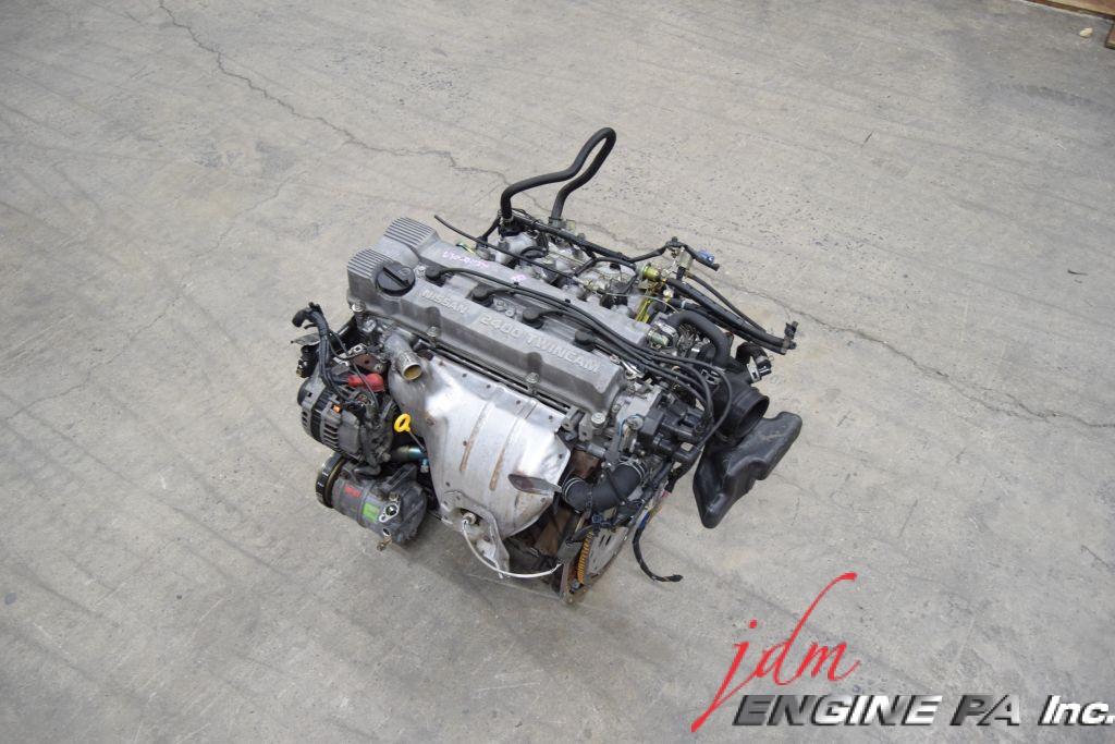 1993 2001 nissan altima engine jdm ka24 ka24de 2 4l gle for Nissan altima 2001 motor