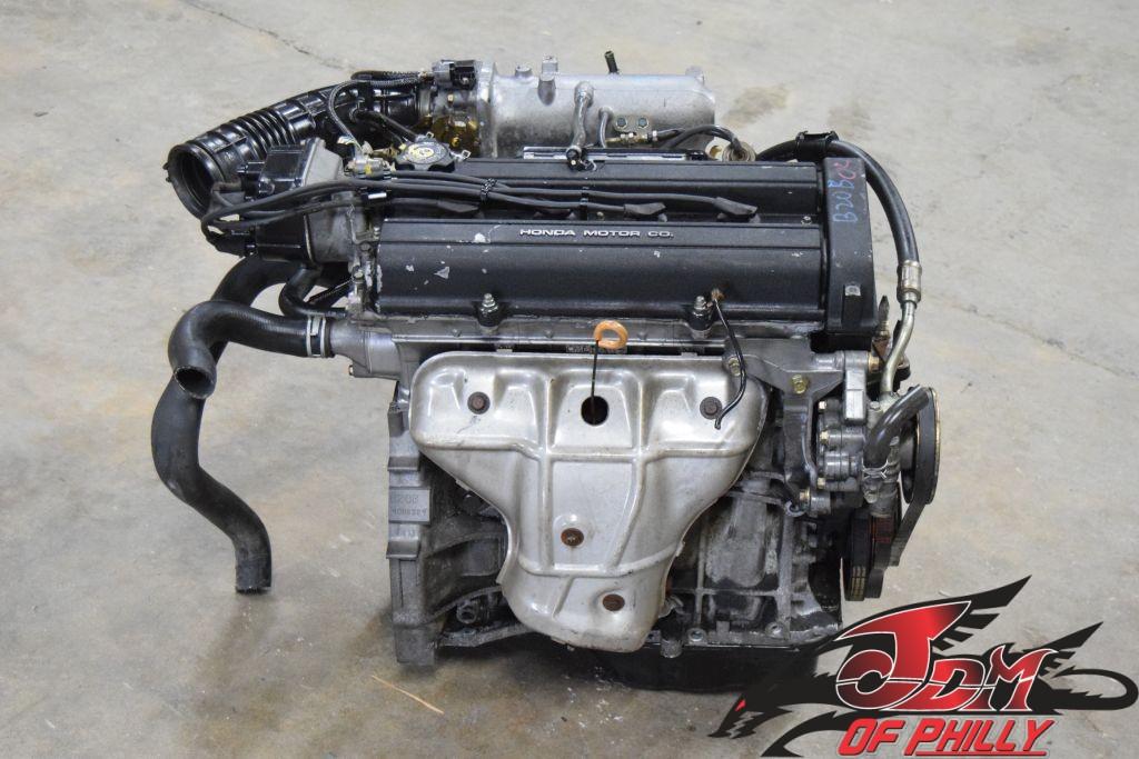 Jdm 96 97 honda orthia low compression non vtec b20b for Honda motor company stock