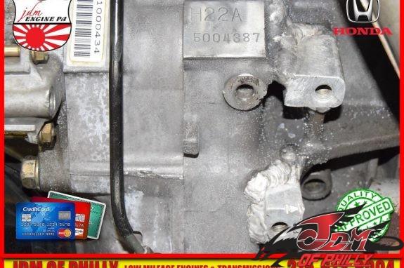 HONDA H22A TYPE-R MT-3