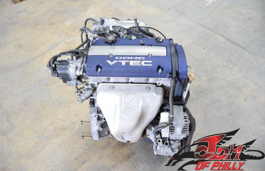 Jdm f20b honda dohc vtec 2 0l engine accord prelude f20b for Honda motor company stock