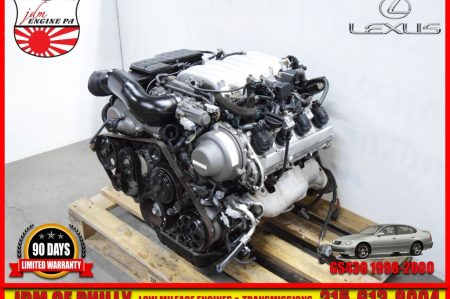 LEXUS GS430 LONG BLOCK 1998-2000--1