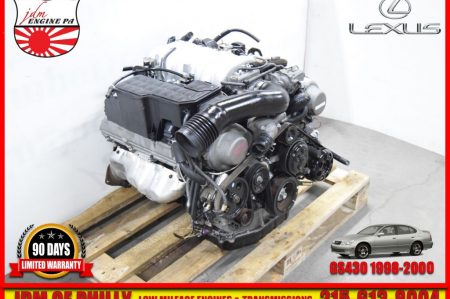 LEXUS GS430 LONG BLOCK 1998-2000--3