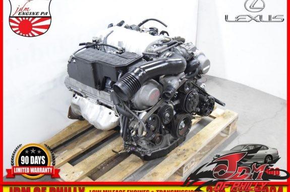 LEXUS GS430 LONG BLOCK 1998-2000--3
