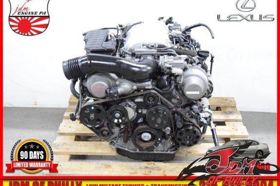 LEXUS GS430 LONG BLOCK 1998-2000–5