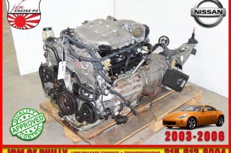 NISSAN 35OZ VQ35 ENGINE-6